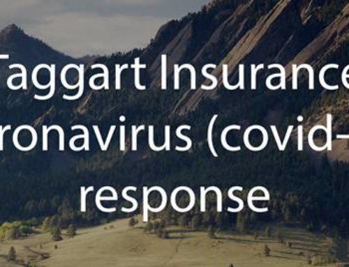Taggart's Coronavirus (COVID-19) Response